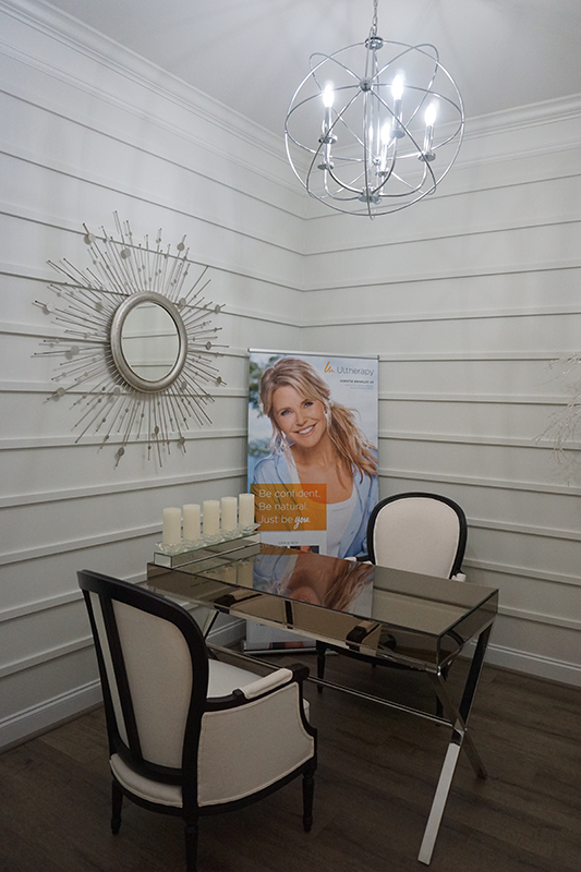 photo of consult room at LaserMed Skin & Vein Clinic
